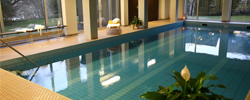 Image of indoor pool